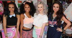 Little Mix and fans