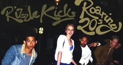 Rizzle Kicks Roaring 20s Artwork