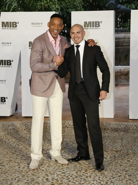 Will Smith and Pitbull