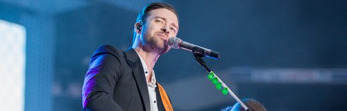 Justin Timberlake at the Summertime Ball 2013