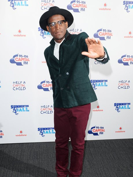 Labrinth Red Carpet Summertime Ball 2013