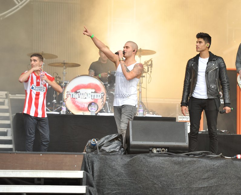 The Wanted at North East Live 2013
