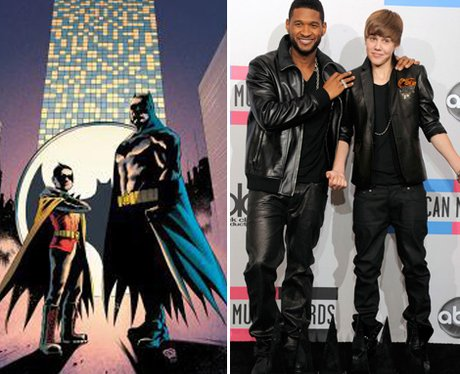 Pop Stars and Batman