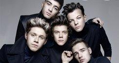 One Direction GQ Magazine 2013