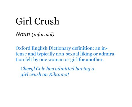 what is a meaning of crush and dating