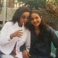 Throw Back Thursday: Rochelle Wiseman and Frankie