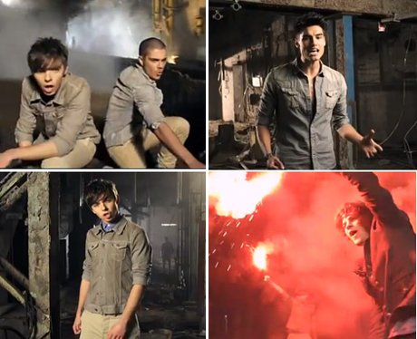 The Wanted's 'All Time Low' Music Video