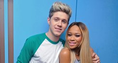 Niall Horan and Tamera