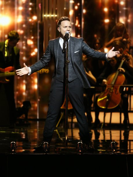 Olly Murs The Royal Variety Show 2013