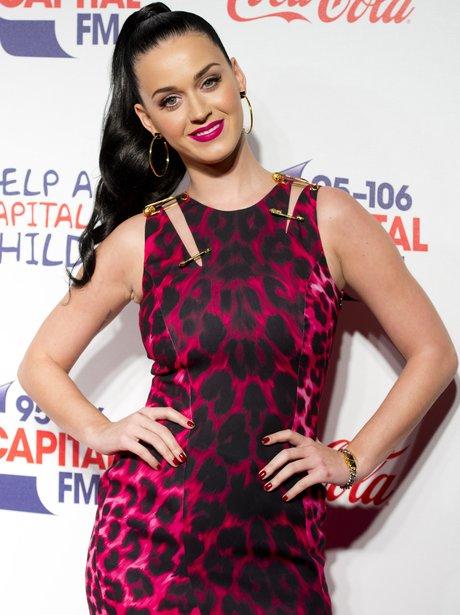 Katy Perry Jingle Bell Ball 2013