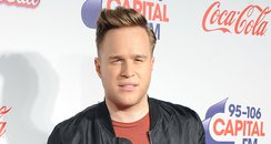 Olly Murs Red Carpet  Jingle Bell Ball 2013