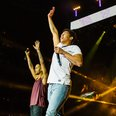 Rizzle Kicks live Jingle Bell Ball 2013