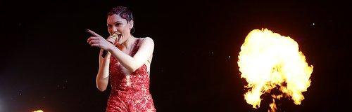 Jessie J Jingle Bell Ball 2013: Liv