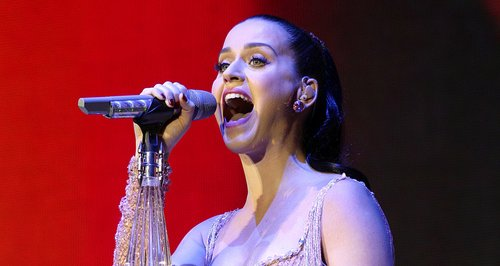 Katy Perry Jingle Bell Ball 2013: Live
