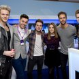 Lawson Jingle Bell Ball 2013: On Air