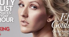 Ellie Goulding covers Marie Claire