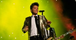 Bruno Mars Super Bowl Halftime Show Performance