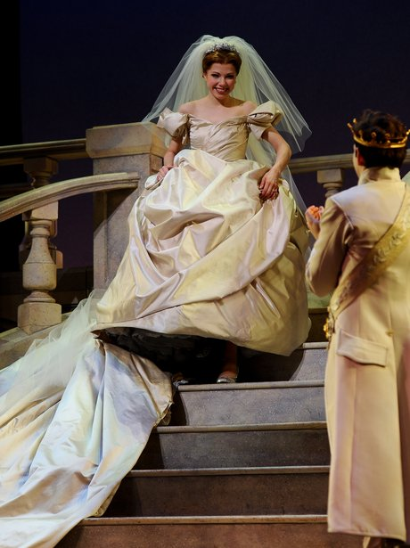 Carly Rae Jepsen in Cinderella on Broadway