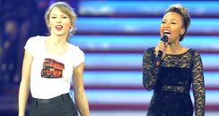 Taylor Swift and Emeli Sande Tour