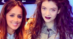 Lorde and Max Twitter