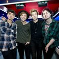 5 Seconds of Summer on the Vodafone Big Top 40
