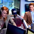 Emma Stone Meets Mel C On Capital Breakfast
