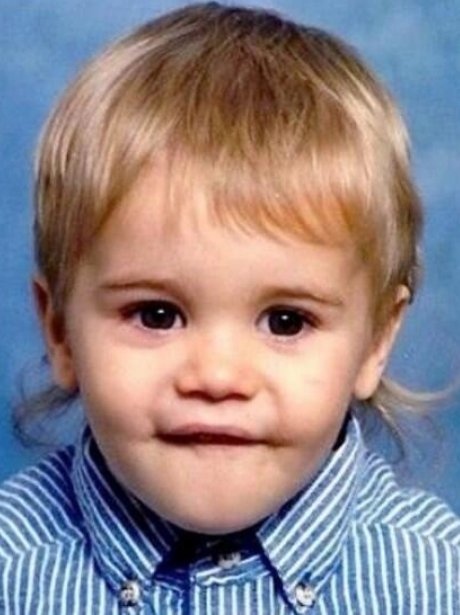 Justin Bieber As A Child