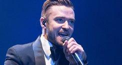 Justin Timberlake in Concert