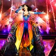 Katy Perry performs on Prismatic Tour 2014