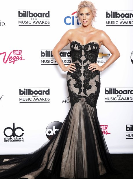 Ke$ha at the Billboard Music Awards 2014