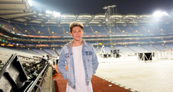 One Direction's Niall Horan Where We Are Tour
