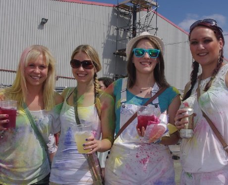 The Colour Festival - Cardiff : Part 1