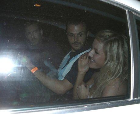 Ellie Goulding and Calvin Harris Summertime Ball