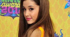 Ariana Grande Kids Choice Awards 2014