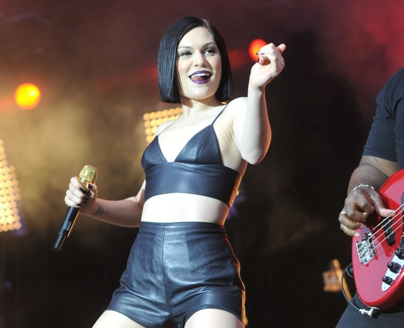 Jessie J live at North East Live 2014
