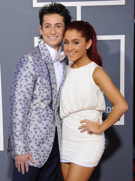 Frankie Grande And Ariana Grande Parents