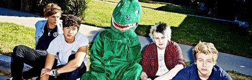 5 Seconds Of Summer Press Picture 2014