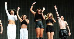 Little Mix Live At Hyde Park London