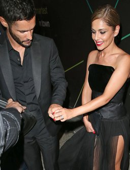 Cheryl and Jean-Bernard Fernandez Versini Wedding