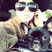 50. The dog love continues with Lady Gaga enjoying a car journey with her little cutie Bat Pig... Asia
