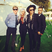 42. They sure do scrub up nicely! Harry, Niall and Liam all turn up to bandmate Louis' mum's wedding