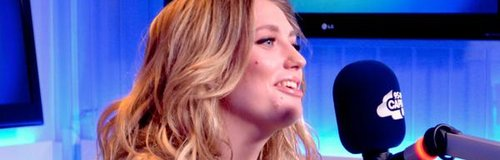 Ella Henderson at Capital FM