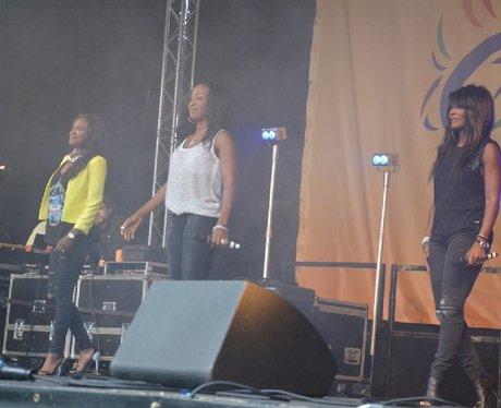 Eternal at Pride Cymru 2014