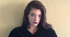 Lorde selfie VMAs instagram