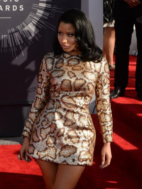 Nicki Minaj MTV VMAs 2014