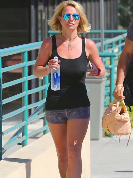 Britney Spears Aerobics Clothes