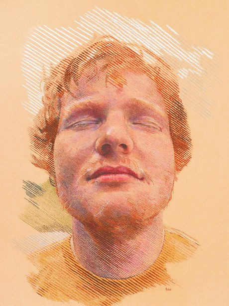 Ed Sheeran: A Visual Journey by Ed Sheeran & Phill