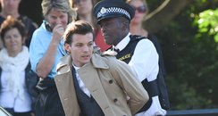 Louis Tomlinson Arrested Video