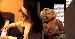 Lady Gaga AMA Performance 2013