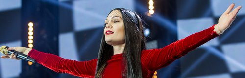Jessie J Jingle Bell Ball 2014